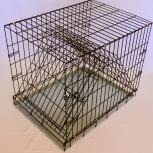 Клетка №3 складная металлическая, Барнаул