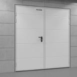 Двери технологические двустворчатые, Барнаул