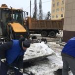 Уборка снега, наледи с территории, кровли. Без выходных., Барнаул