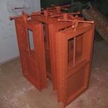 Затвор глубинный плоский скользящий ГС 80-150, Барнаул