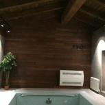 Производим внутреннюю отделку бань,саун,бассейнов,ванн из термодерева, Барнаул
