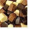 Шоколад молочный в диамантах, Барнаул