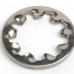 Шайба Ф10,5(М10) круглая стопорная DIN 6798 J, Барнаул