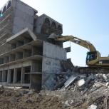 Демонтаж зданий, Барнаул