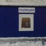 КПП, бытовки, Барнаул