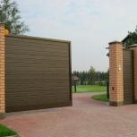 Ворота откатные, Барнаул