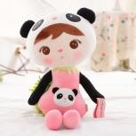 Мягкая Кукла Metoo — Панда (50 См), Барнаул