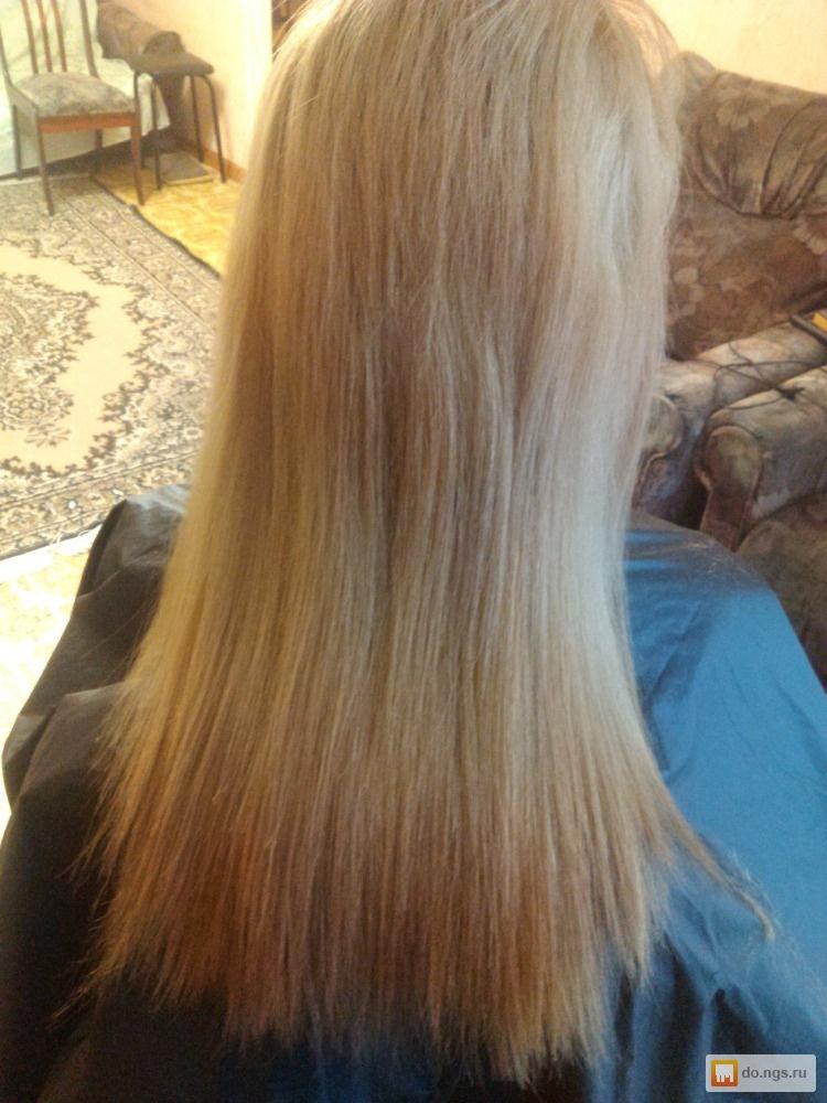 хороший бальзам для блеска волос