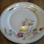 Продается тарелка фарфор czechoslovakia 30-е годы, Барнаул
