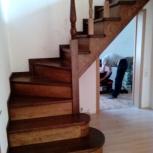 Лестницы на косоурах, Барнаул