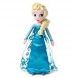 Кукла Эльза Холодное Сердце мягкая 40 см, Барнаул