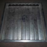 Продам Клапан воздушный 860*860*160 (вентиляц. решетка), Барнаул