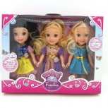 Куклы принцессы Disney. Набор из 3-х кукол., Барнаул