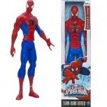 Человек Паук Игрушка Супергероя Титаны Марвел От Hasbro, Барнаул