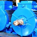 электродвигатели асинхронные общепромышленные от 1квт и более, Барнаул