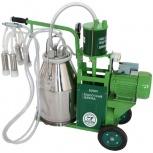 Доильный аппарат для коров «Молочная ферма» модель 1 П, Барнаул