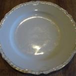 продается тарелка фарфор schumann 1935 г в, Барнаул