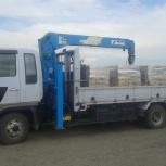 Услуги самогруза, эвакуатора, 5ти тонник, до 6 м., Барнаул