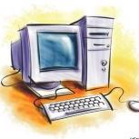 Ремонт компьютеров на дому у заказчика и удалённо через интернет, Барнаул