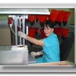 Автомат сборки метлы с колпаком, Барнаул