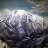 Роспись стен, аэрография Барнаул, Барнаул