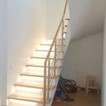 Светодиодная подсветка лестниц, Барнаул