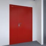 Дверь техническая или противопожарная, Барнаул