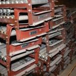 Продаем склад блоков резисторов БК12, БРФ, ЯС-3, ЯС-4, Барнаул