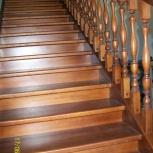 Лестницы на второй этаж из сосны, Барнаул