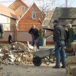 Уборка мусора, снега с территории. Вывоз., Барнаул