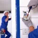 Услуги электрика. ремонт и замена электропроводки в Барнауле, Барнаул