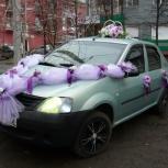 Украшение свадебного автомобиля, Барнаул