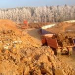Доставка глины, Барнаул