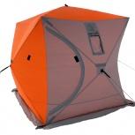 """Палатка """"Куб"""" с возможностью использования под баню, Барнаул"""