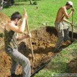 Земляные, демонтажные, подсобные работы. Без выходных., Барнаул