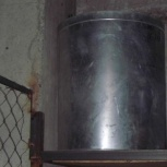 Продам Короб вентиляционный круглый 800мм*1000мм, Барнаул
