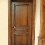Деревянные двери из ясеня на заказ, Барнаул