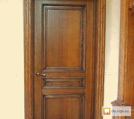 Купить межкомнатные двери из шпона в Москве - Цены