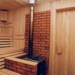Ремонт, отделка, бань, саун, загородных домов, Барнаул