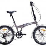 "АИСТ велосипед Compact 1.0  ""Superflex-7"" (Минский велозавод), Барнаул"
