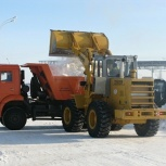 Уборка снега, вывоз снега, мусора с погрузкой, Барнаул