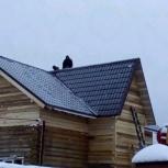 Строю деревянные дома бани под ключ, Барнаул