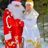 Дедушка Мороз и Снегурочка, Барнаул