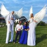 Ангелы ходулисты барнаул, Барнаул