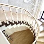 Изготовление лестниц из карагача, Барнаул