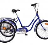 Велосипед Аист трехколесный для взрослых грузовой (Минский велозавод), Барнаул