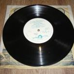 продается пластинка вокруг света №8 1960 г в 33об, Барнаул