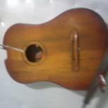 Куплю неисправную акустическую гитару, барабан от гитары, колки!, Барнаул