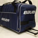 Bauer сумка спортивная, хоккейный баул на колесах. Доставка, Барнаул