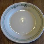 Продается тарелка фарфор bausher weiden 1937 г в, Барнаул